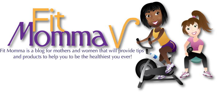 Fit Momma V Logo by TrueCelticHeart