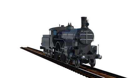 KkStB 306.02 the engine which might still exist by ZheGermanFlo