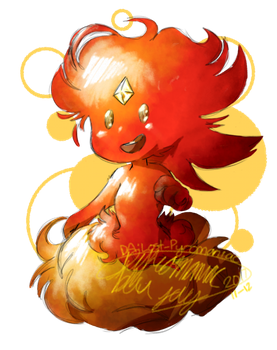 flaming hot by Lost-Pyromaniac