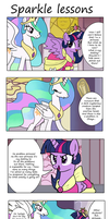 Sparkle lessons by schnuffitrunks