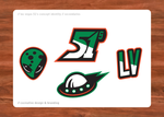 Las Vegas 51's Secondaries by chickenfish13
