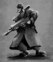 Wh40K: TrinityX Imperial Guard by StugMeister