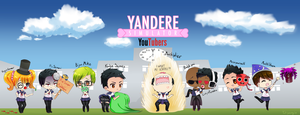 Yandere Simulator - Youtubers crossover by Yukipengin