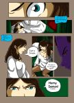 Demons of Paris - Page Two by Fanglicious