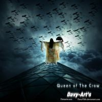 The queen of the Crow by davy-filth