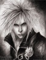 Cloud Strife by StarSpirit