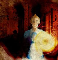 Tintin in Silent Hill? by Alola07