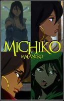 Tribute to Michiko Malandro by ADRENOX