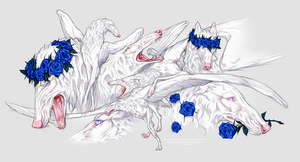 White Sketchpage by Blacknemera