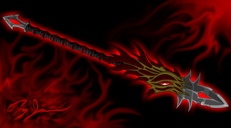 Abyss Demon Pike by Xzeromus
