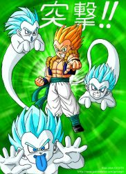 Gotenks Ghosts by Risachantag
