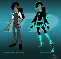 DP: Willow Whisp Ref and Bio by The-Clockwork-Crow