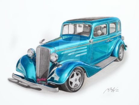 Chevrolet 34 by Mipo-Design