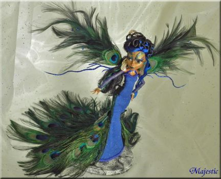*Majestic* Exquisite Custom OOAK Monster High by KrisKreations