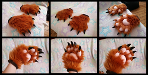 Angela Handpaws by CuriousCreatures