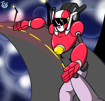 Nitro Man by Carbonated-James