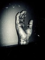 an old dark hand by oeminler