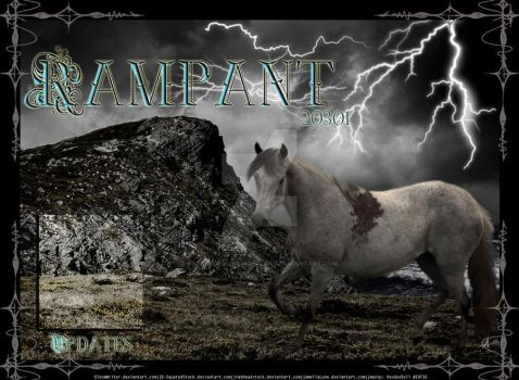 Entry for Rampant HP Contest by EscapeFromWonderland
