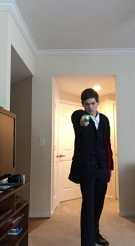 My 12th Doctor Costume by SonicRainBoomFTW