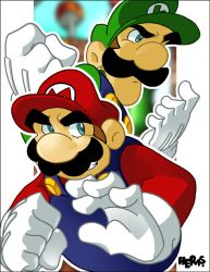 The Marios by herms85