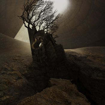 The Ancient by Karezoid