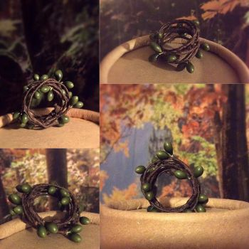 Mirkwood Ring by AsliBayrak