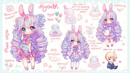 [+Video] Commission - Like Cotton Candy by Hyanna-Natsu