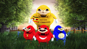 [SFM] Ugandan Knuckles by MythicSpeed