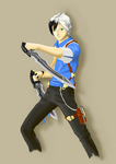 [Tales of Xillia 2] Ludger Kresnik -FINISHED- by Miku-Nyan02