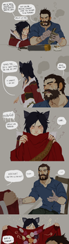 [LoL strip] What in carnation by zuqling