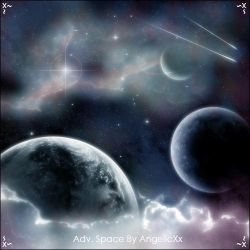 Advanced Space Brushes by AngelicXx