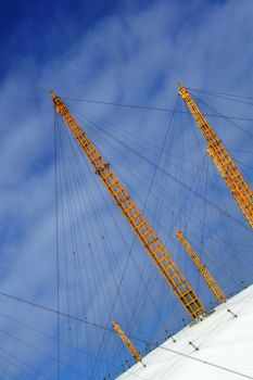 Millennium Dome by Teakster