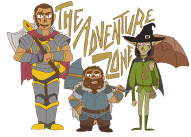 The Adventure Zone by CaptainClovey