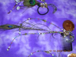 Another closeup hair piece by lacewing