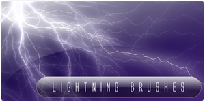 Lightning Brushes Preset by hellwala