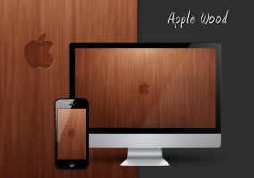 Apple Wood by zevin