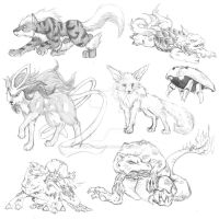 Pokemon Sketchdump
