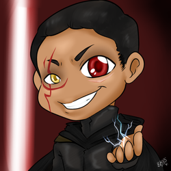 My Husband the Sith, Icon by BleachedKitten