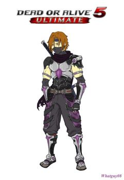 Hayate Costume Concept by Whatguy08
