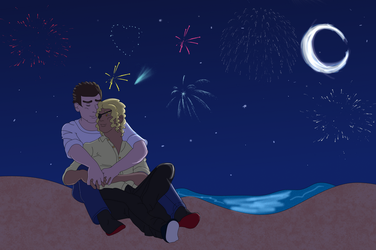 Fourth of July - WIP by Cians-Sacred-Lair