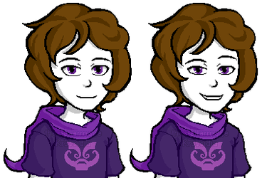 [Commission] Thief of Rage Talksprite by Kr3ssidia