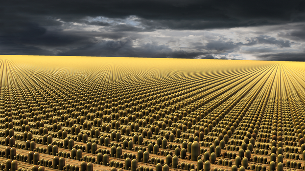 Fields of Gold by Jakeukalane