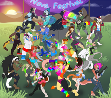 Nova Festival by TheRecurrent