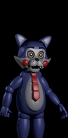 Five Nights at Candy's | Candy The Cat by TheSitciXD