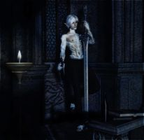 Fenris: To Blossom Blue by DarthMael