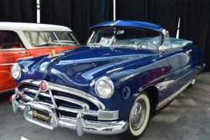 1951 Hudson Hornet Convertible II by Brooklyn47