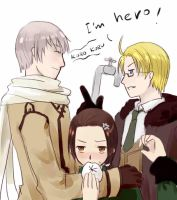 APH Russia China America by Shandyrun