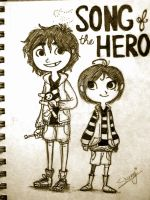 BH6: Song of the Hero by Shenbug