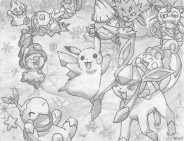 Pokemon - Winter Wonderland