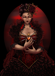Red Queen by SparkOut1911